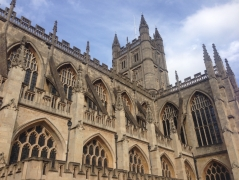 Why you should visit the Bath Abbey