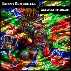 Satan's Buttcheeks at The Nest - Bath Gig Review