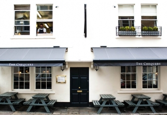 The Chequers - Gastropub in Bath