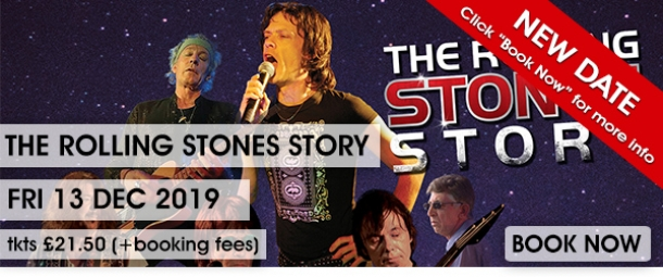 The Rolling Stones Story at The Forum in Bath on Friday 13