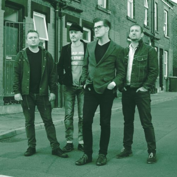 "THE SMYTHS PRESENT ""THE SMITHS 35"" at Komedia in Bath on Thursday 5 December 2019"