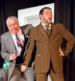 ONE MAN TWO GUVNORS at The Rondo Theatre in Bath from 22nd May to 25th May 2019