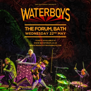 The Waterboys at The Forum in Bath on Wednesday 22 May 2019
