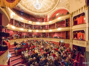 Tours at Theatre Royal in Bath on Saturday 14 September 2019