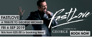 Fastlove - A Tribute to George Michael at The Forum in Bath on 6 September 2019