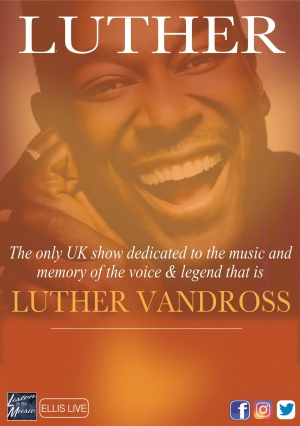 Luther Vandross Celebration at The Forum in Bath on 31 January 2020