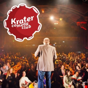 KRATER COMEDY CLUB at Komedia in Bath on Saturday 21 September 2019