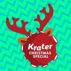 Krater Christmas Special at Komedia in Bath on 13 December 2019