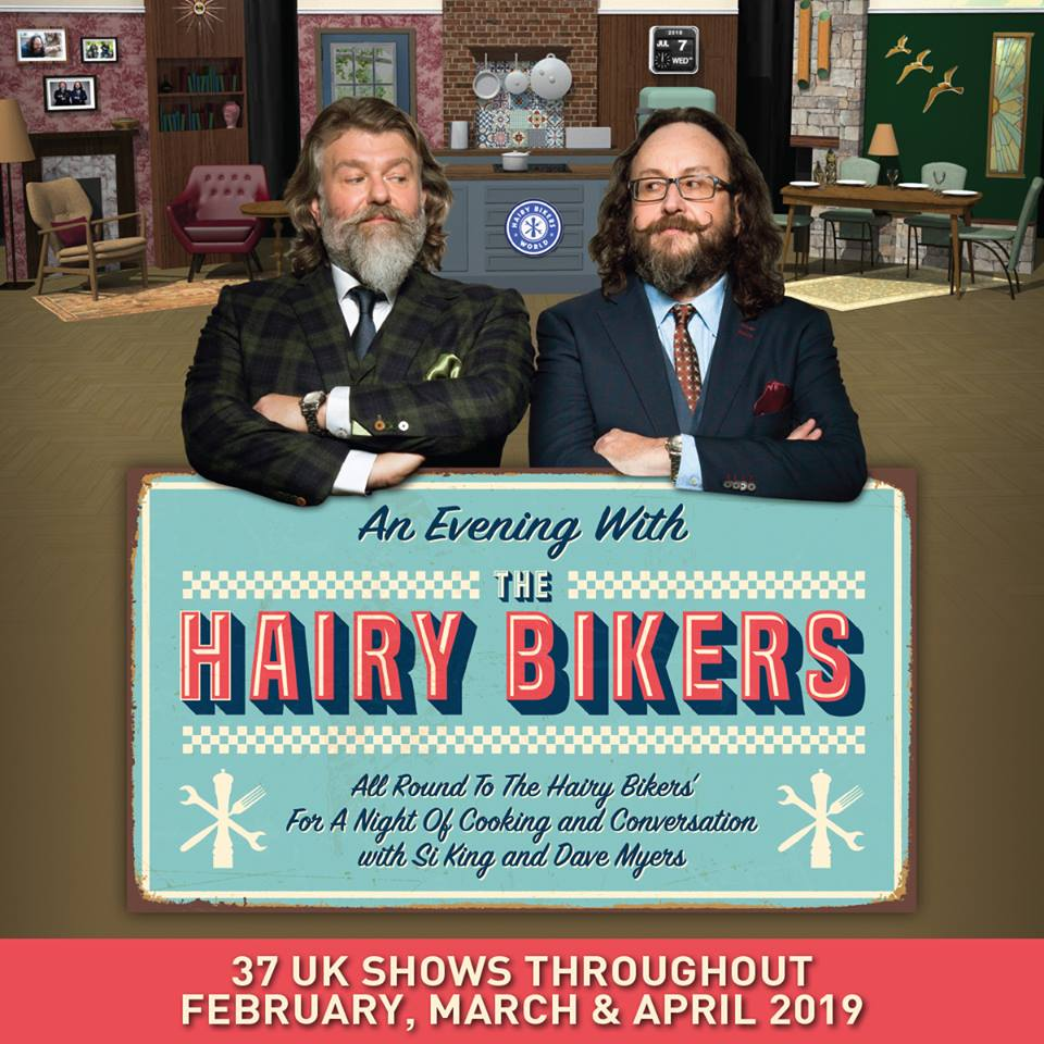 An Evening with The Hairy Bikers in Bath