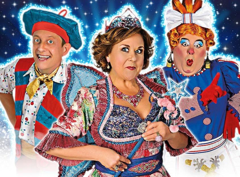 Panto at Theatre Royal Bath