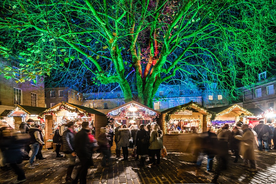 Bath Christmas Markets