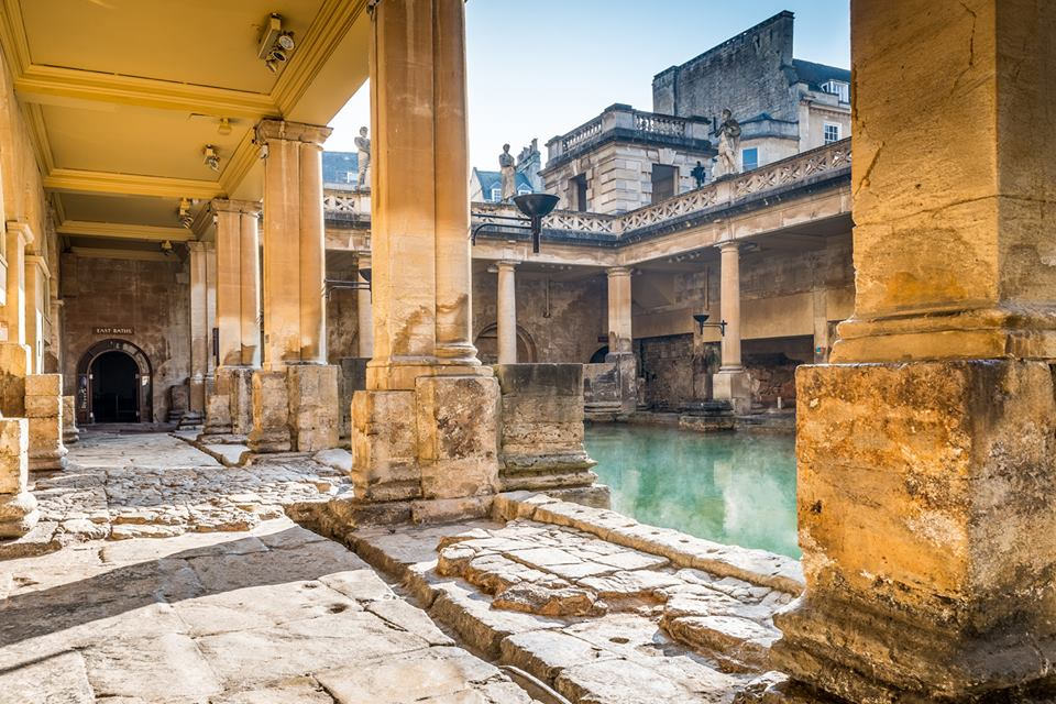 Roman Baths in Bath