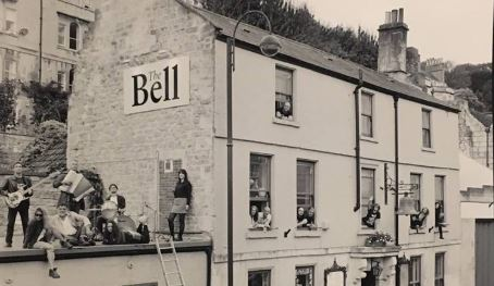 The Bell Inn, Bath.