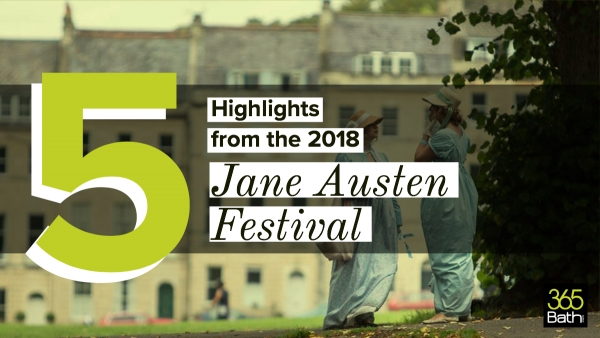 What to see and do at the Jane Austen Festival 2018 in Bath