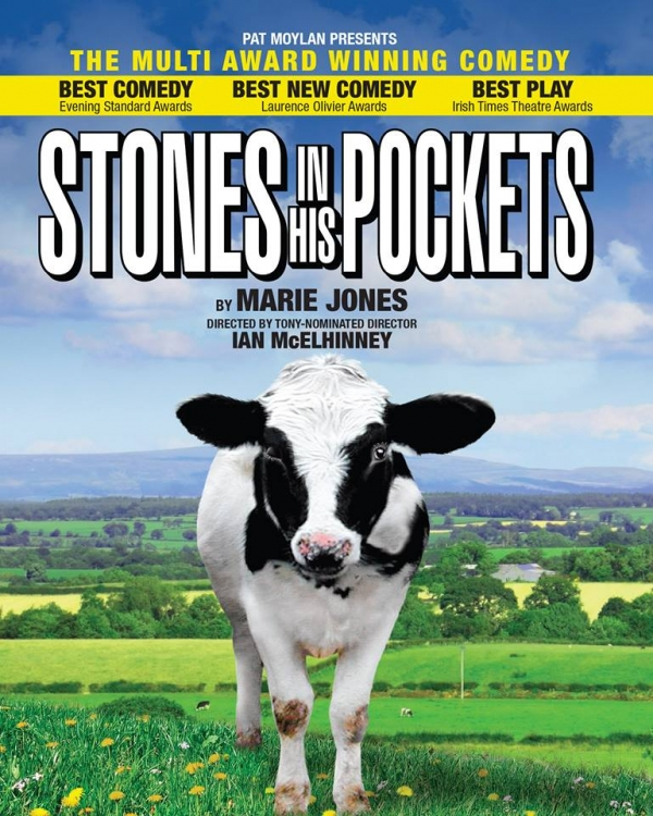 Theatre Royal Bath to host Stones In His Pockets from 11th-16th March 2019
