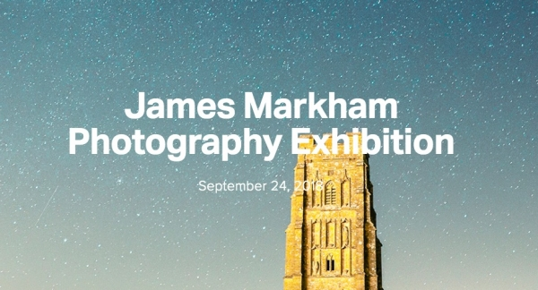 James Markham Photography Exhibition at Green Park Brasserie until Wednesday 1st May 2019
