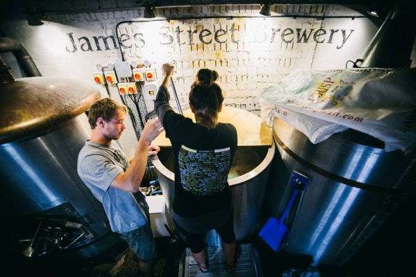 Brush up on your beer know-how with a Brewery Tour at The Bath Brew House