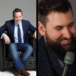 Matt Forde and Garrett Millerick at Komedia on Sunday 14th July 2019