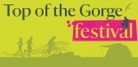 Top of the Gorge Festival from Friday 14th to Sunday 16th June 2019