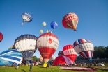 Winter hot air flights with Bath Balloons available now